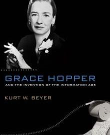 Grace Hopper portrait photo